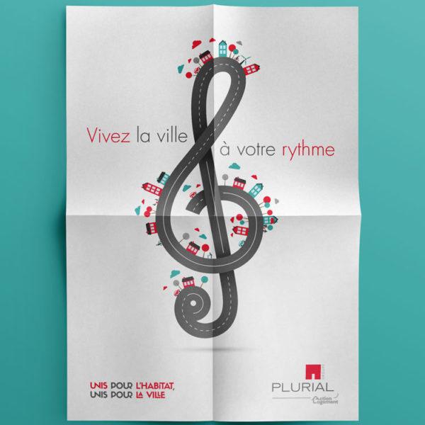 Gallerie5-Plurial-affiche-publicitaire