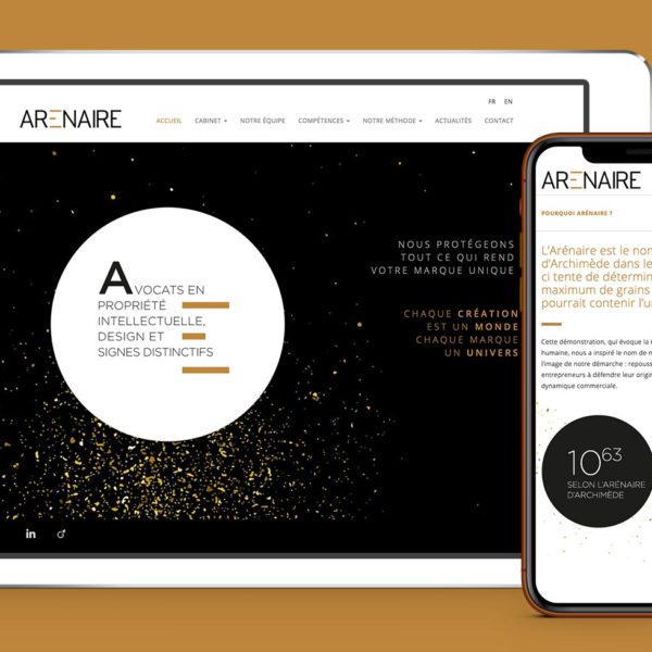 Arenaire-Gallerie1-agence-web-creative