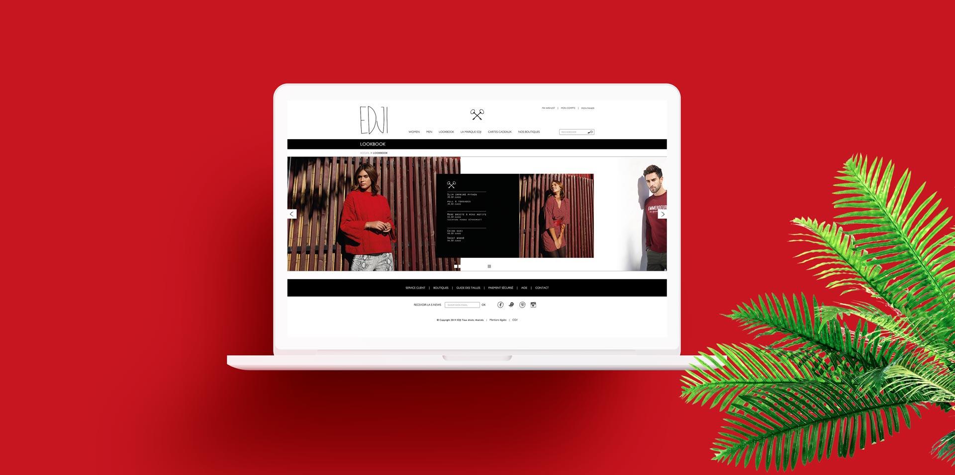 un design pur au service de la vente en ligne o. Black Bedroom Furniture Sets. Home Design Ideas