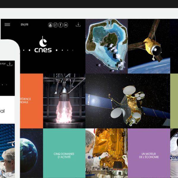 Site-Cnes-rapport-digitale-agence-web-corporate