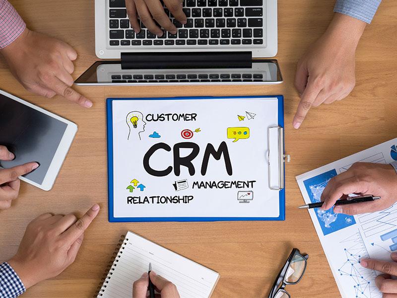 CRM-logiciel