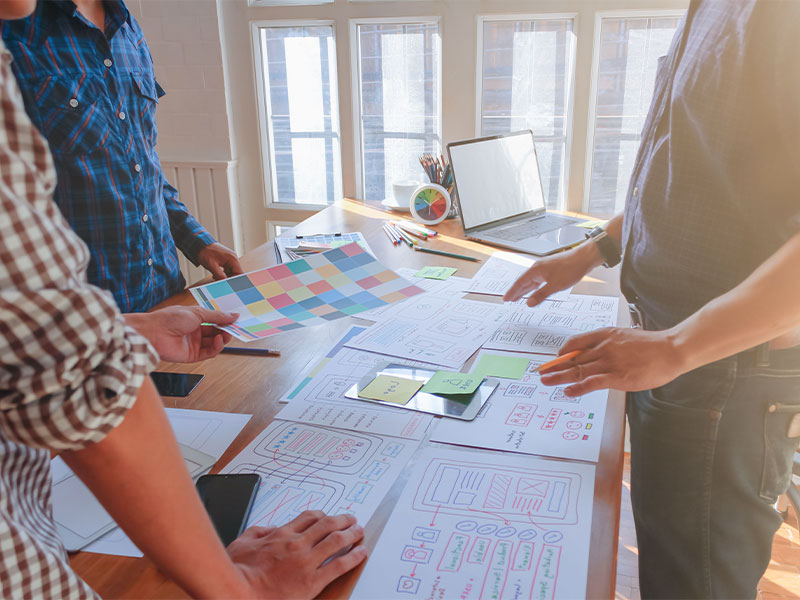 organisation-d-une-agence-application-mobile-colombes